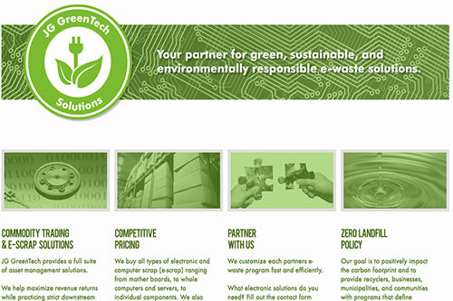JG Greentech Solutions